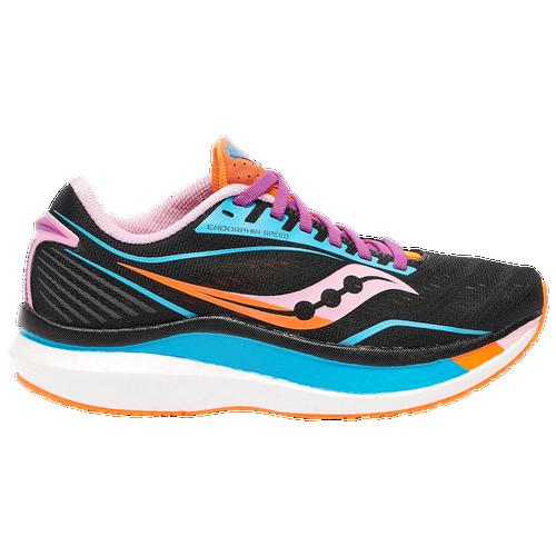 Saucony Endorphin Speed - Women's Running Shoes - Future / Black - S10597-25