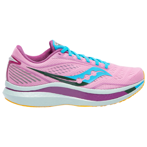 Saucony Endorphin Speed - Women's Running Shoes - Future / Pink - S10597-26