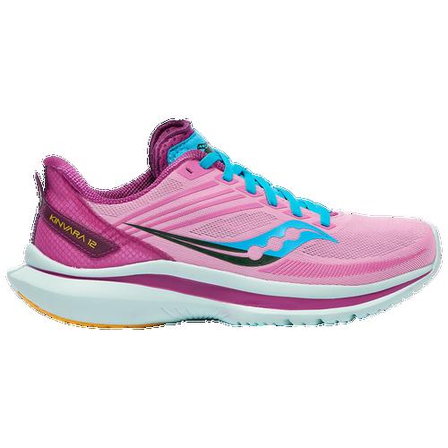 Saucony Kinvara 12 - Women's Running Shoes - Future / Pink - S10619-26