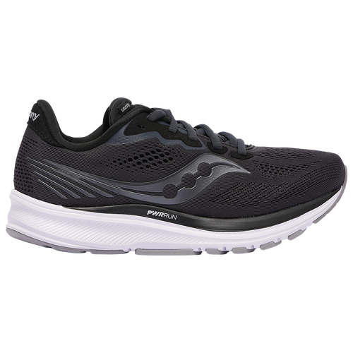Saucony Ride 14 - Women's Running Shoes - Charcoal / Black - S10650-45