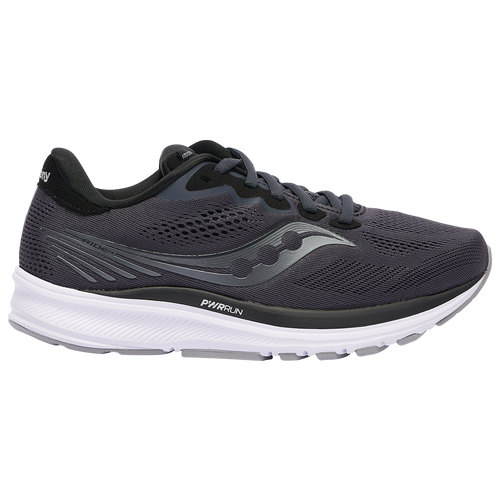 Saucony Ride 14 - Women's Running Shoes - Charcoal / Black - S10651-45