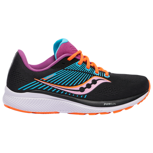 Saucony Guide 14 - Women's Running Shoes - Future / Black - S10654-25