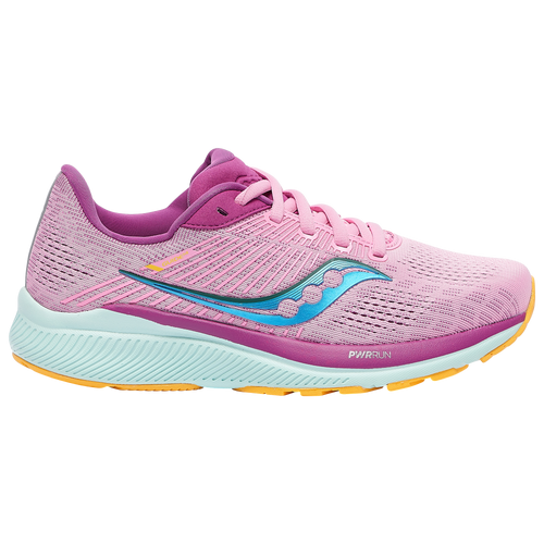 Saucony Guide 14 - Women's Running Shoes - Future / Pink - S10654-26