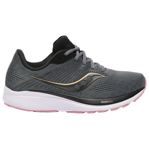 Saucony Guide 14 - Women's Running Shoes - Charcoal / Rose - S10655-45