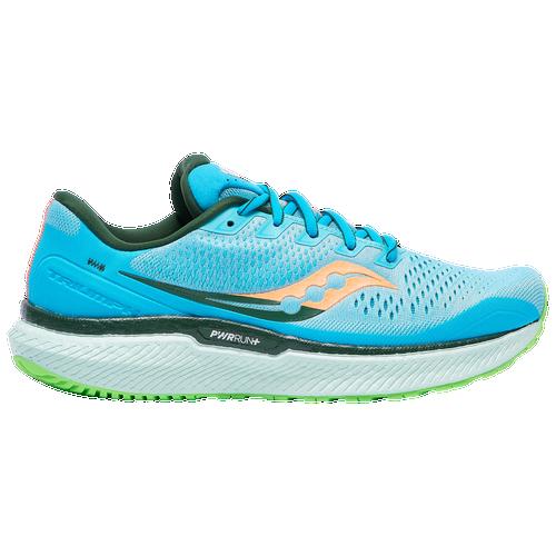 Saucony Triumph 18 - Men's Running Shoes - Future / Blue - S20595-26