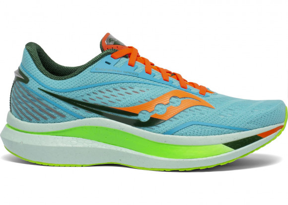 Saucony Endorphin Speed - Men's Running Shoes - Future / Blue - S20597-26