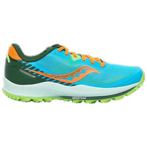 Saucony Peregrine 11 - Men's Running Shoes - Future / Blue - S20641-26