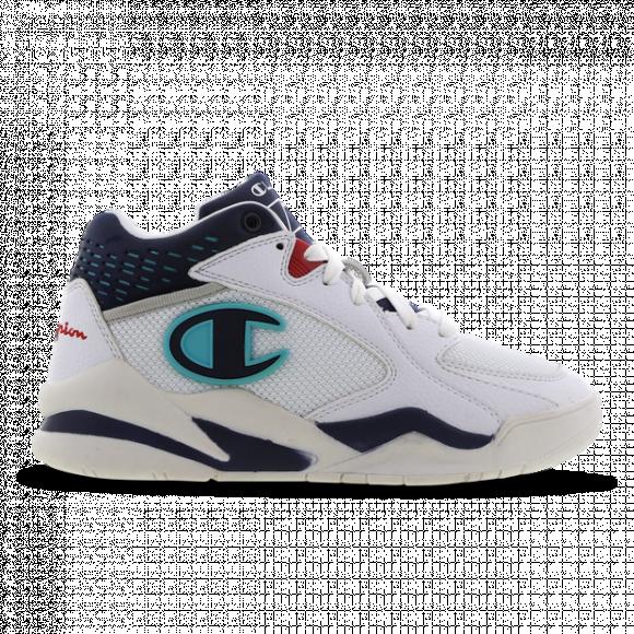 Champion Zone Mid - Grade School Shoes - S31260-WW007