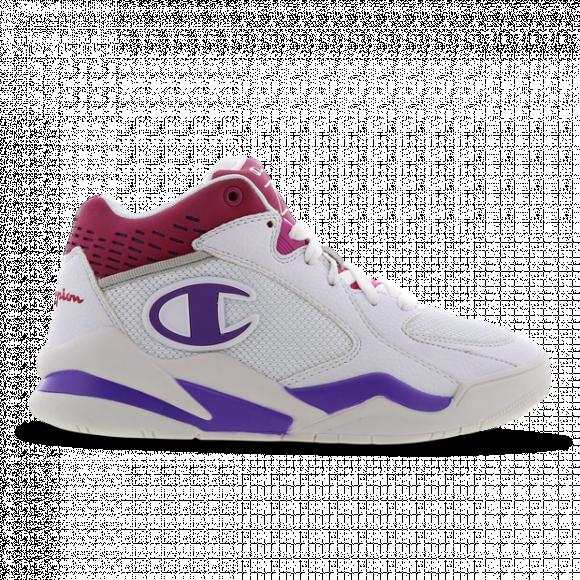 Champion Zone Mid - Grade School Shoes - S31735-WW001