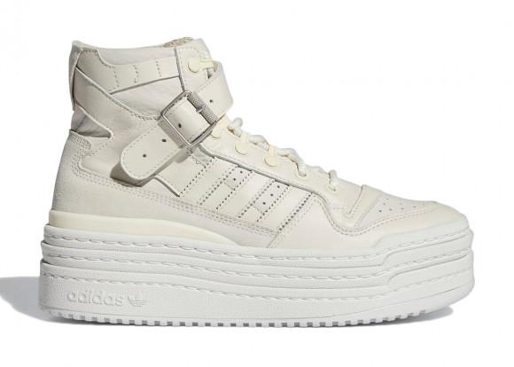 adidas Triple PlatForum Hi Off-White (W) - S42803