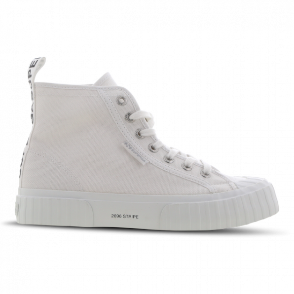 Superga 2696 Stripe Lettering Tape - Femme Chaussures - S5117IW-2696