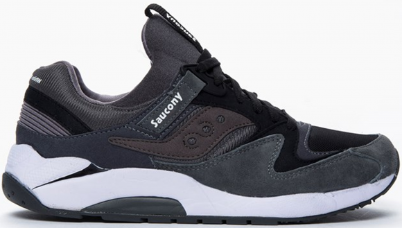 Saucony Grid 9000 White Mountaineering Grey - S70165-2