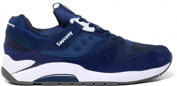Saucony Grid 9000 White Mountaineering Blue - S70165-3