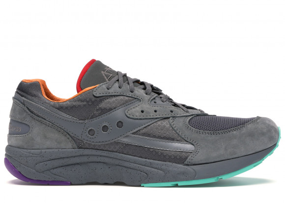 """Saucony x Raised By Wolves AYA """"GREY"""" - S70501-1"""