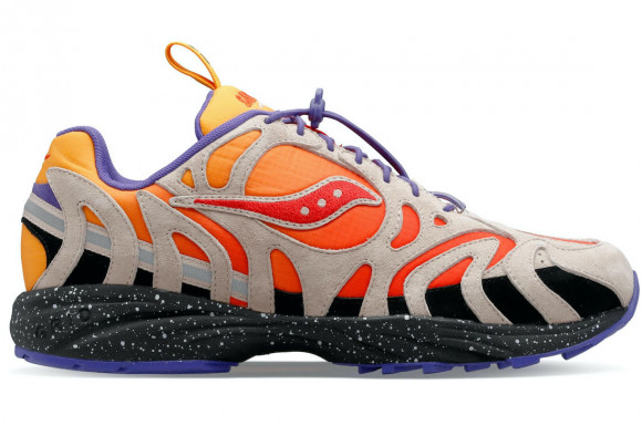 Saucony Grid Azura Astrotrail Pack Fire - S70559-1