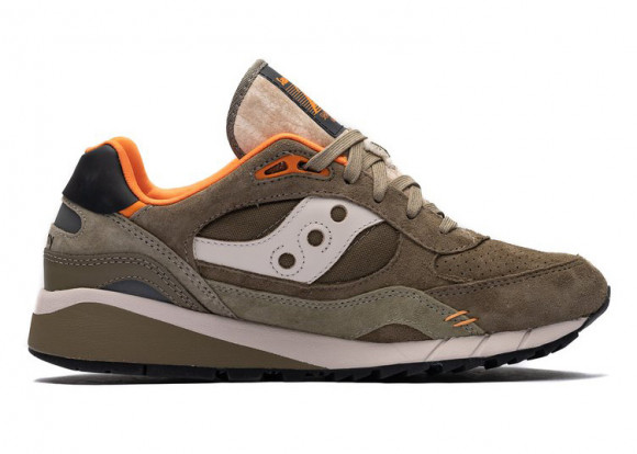 Saucony Shadow 6000 Olive - S70587-1