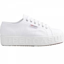 Superga 2790 Outsole Lettering Sneaker - S71183W-901