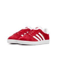 adidas Gazelle Scarlet/White/Gold Metallic - S76228