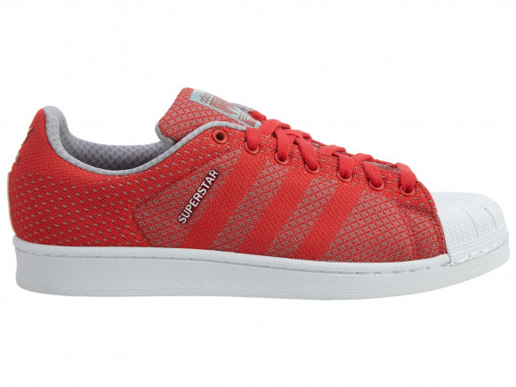 adidas Superstar Weave Pack Tomato Tomat Footwear White - S77929