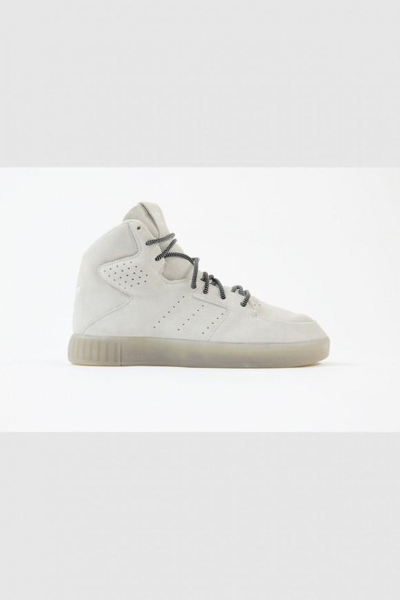 Adidas - Invader 2.0 Hightop Sneaker in Vintagegrau - S80399