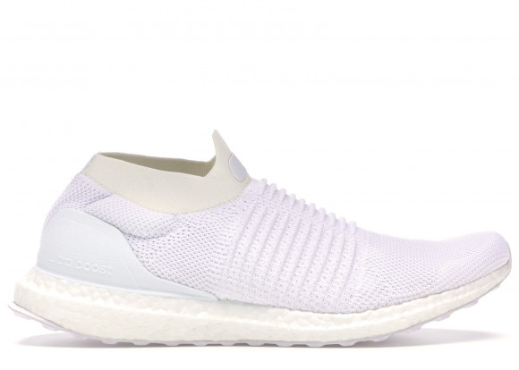adidas Ultra Boost Laceless Mid Triple White - S80768