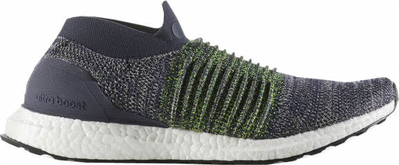 adidas Ultra Boost Laceless Mid Oreo Green - S80771