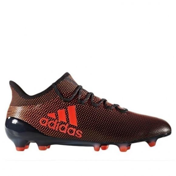 Adidas X 17.1 FG Black Orange S82288 - S82288