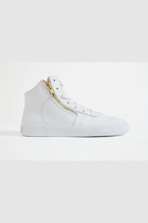 Supra - Cuttler x G-Shock  Verbinde die Punkte  Damen Sneaker in Weiß - SW35018
