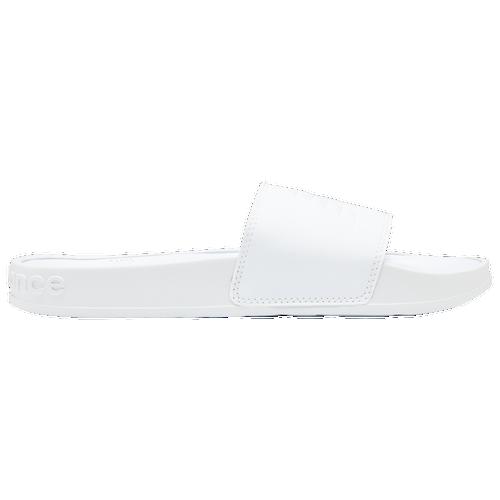 New Balance 200 Slide - Women's Shoes - White / White - SWF200W1