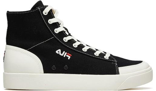 Fila Block Canvas Shoes/Sneakers T12M014401FBK - T12M014401FBK