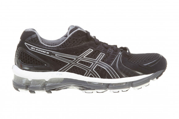 ASICS Gel-Kayano 18 Black/Onyx/White - T250N-9099