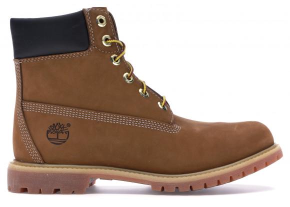Timberland 6in Premium Boot Rust Nubuck (W) - TB010360