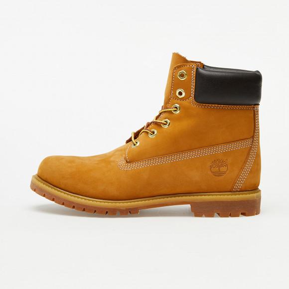 Timberland Premium 6 In Waterproof Boot Wheat Nubuck - TB010361713W