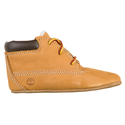 Timberland Crib Booties - Boys' Infant Outdoor Boots - Wheat / Brown - TB09589R231