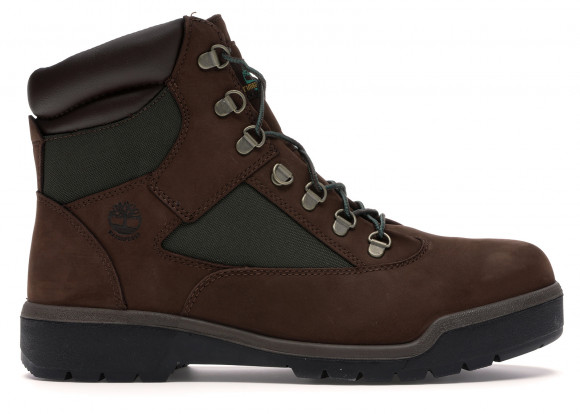 """Timberland 6"""" Field Boot Beef and Broccoli - TB0A18AH"""