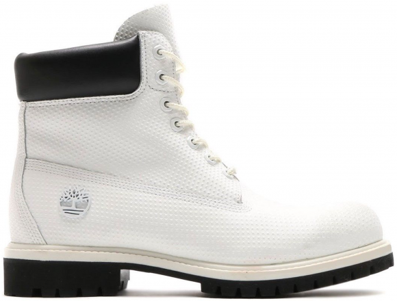 "Timberland 6"" Helcor White - TB0A1GUY"