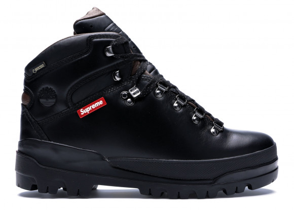 Timberland World Hiker Front Country Boot Supreme Black - TB0A1U4E001