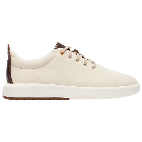 Timberland Truecloud EK Canvas Sneaker - Men's Oxfords Shoes - Natural - TB0A226P101