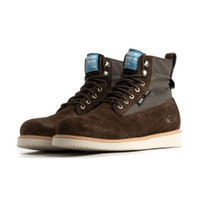 Timberland x Wood Wood 6 In Leather/Fabric Vibram Boot - TB0A279ZV14