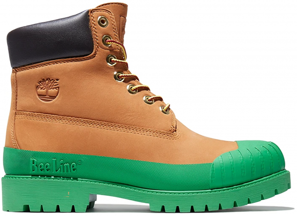 "Timberland 6"" BBC Bee Line Wheat Green - TB0A2M2Y231"