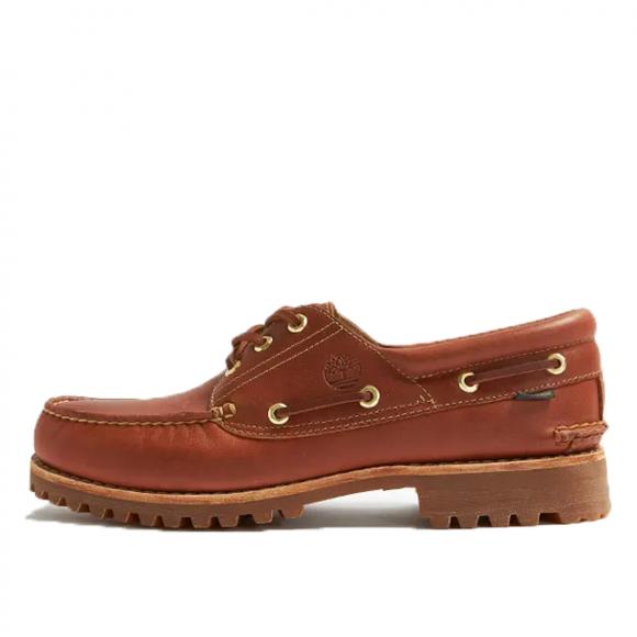 Timberland x Aime Leon Dore 3-Eye Lug Shoe Medium Brown Nubuck (2021) - TB0A2Q4P231