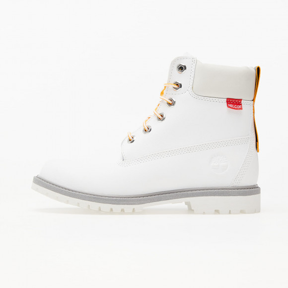 Timberland 6 In Heritage Cupsl Wp White - TB0A41JP1001