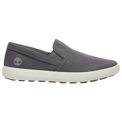 Timberland Ashwood Park EK Fabric Gore Slip On - Men's Loafers - Dark Grey - TB0A442BC64