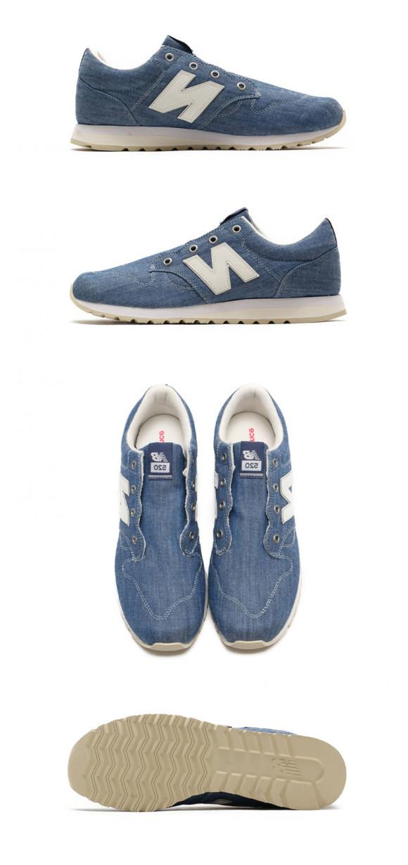 New Balance 520 Marathon Running Shoes/Sneakers U520SDI - U520SDI