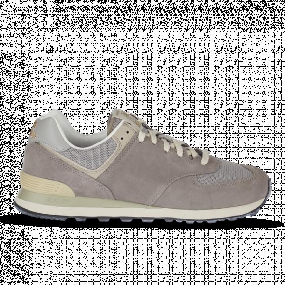 New Balance 574 - Men's Running Shoes - Grey / White - U574GDY