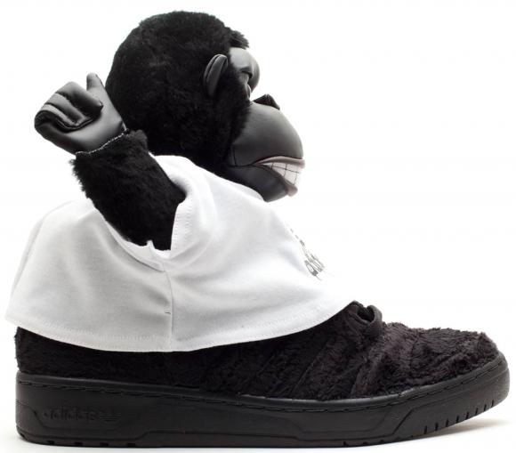 adidas JS Gorilla Black - V24424