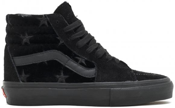 Vans Sk8-Hi Supreme Velvet Pack Black - VN-099N5AA
