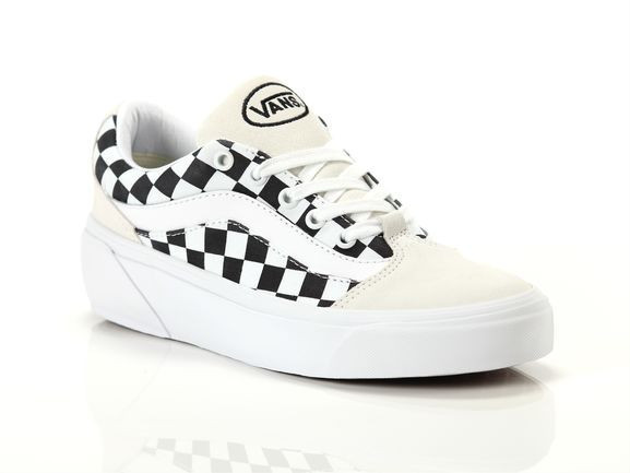 VANS Checkerboard Shape Ni Shoes ((checkerboard) Blanc De Blanc ...