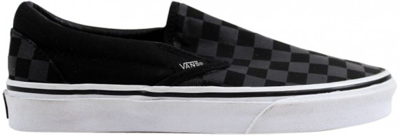 Vans Classic Slip On Checkerboard Black - VN-0EYE276