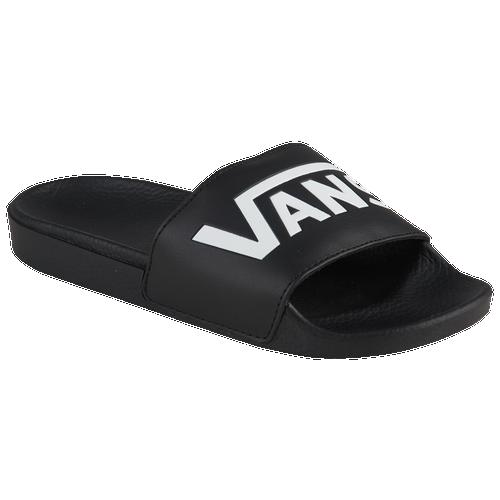 Vans Slide-On - Women's Slides - Black / Vans - VN0004LGIX6